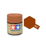 X-34 - Metallic Brown acryl 23 ml