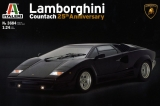 Lamborghini Countach 25th Anniversary; 1:24