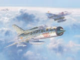 The Sound of Silence (MiG-21 vs. A-4E); 1:48 Limited ed