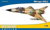 Mirage IIICJ; 1:48 Weekend edition