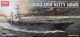CV-63 USS Kitty Hawk; 1:800