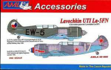 Lavochkin La-5FN UTI Conversion parts; 1:48