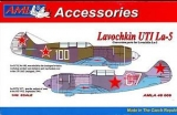 Lavochkin La-5 UTI Conversion parts; 1:48