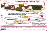 "Dekály a Masky ""Americans in Stalin´s Sky"" Part I.; 2 ks; 1:32"