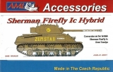 Conversion set Polish Sherman Firefly Ic Hybrid; 1:48