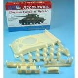 Conversion set Czechoslovak Sherman Firefly Ic Hybrid; 1:48