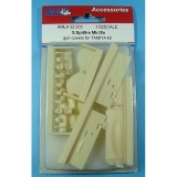 Spitfire Mk.IXe gun, resin conversion set; 1:32
