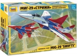 "MiG-29 ""Striži"" (The Swifts); 1:72"