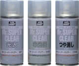 Mr.Super Clear Flat 170 ml