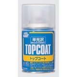 Mr.TopCoat Gloss (Lesklý) syntetic 88 ml