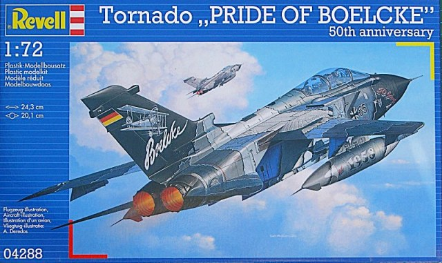 "Tornado ""Pride Of Boelcke"" 50th anniversary; 1:72"