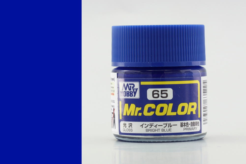 C65 Mr.Color Bright Blue gloss 10 ml