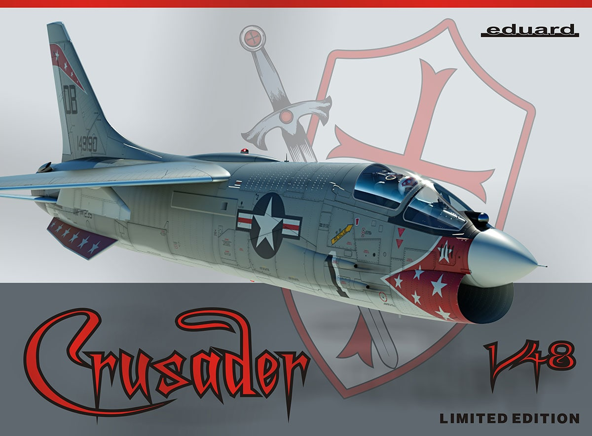 Crusader (Limited Edition); 1:48