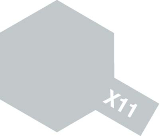 X-11 - Chrome Silver acryl 23 ml