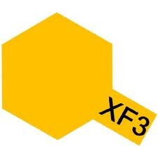 XF-3 - Yellow Flat acryl 23 ml