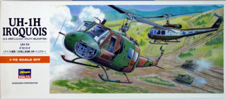 Bell UH-1H Iroquois; 1:72