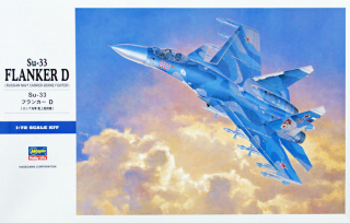 Su-33 Flanker D; 1:72