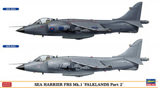 Sea Harrier FRS Mk.I ´Falklands, Part 2´; 1:72