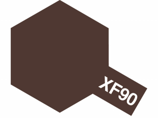 XF-90 - Red Brown 2 acryl mini 10 ml