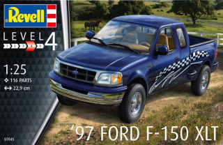 Ford Ford F-150 XLT ´97; 1:25