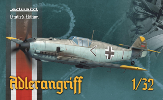 ADLERANGRIFF; 1/32 Limited edition
