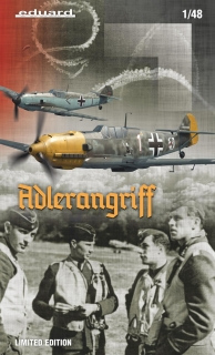 ADLERANGRIFF Dual Combo; 1/48 Limited edition