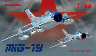MiG-19 (Limited Edition); 1:48