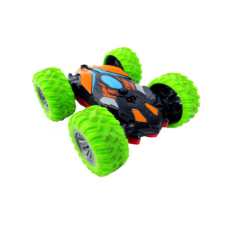 RC Stunt Car 4040 Greenwolve; obojstranné auto, RTR