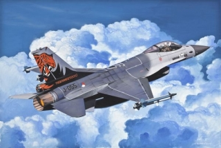 F-16 Fighting Falcon EasyKit