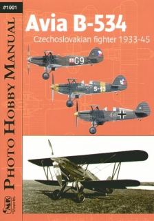 CMK Avia B-534 Photo Manual