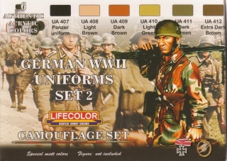 German WW II Uniforms SET 2