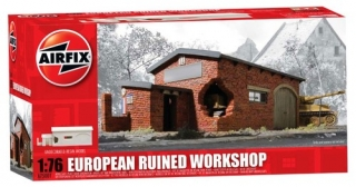European Ruined Workshop (Ruiny dielne)