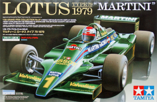 "Lotus Type 79, 1979 "" Martini"""