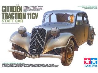 Citroen Traction 11CV; 1:35