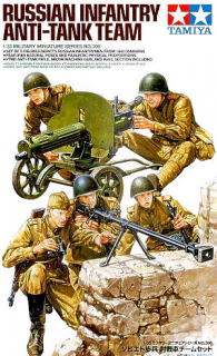 Russian Infantry Anti-tank Team; 1:35