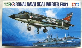 Royal NAVY Sea Harrier FRS.1; 1:48