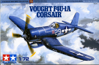 Vought F4U-1A CORSAIR; 1:72