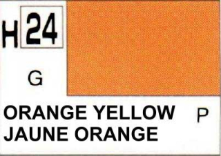 H24 Orange Yellow Gloss 10 ml