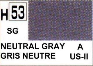 H53 Neutral Grey Semigloss 10 ml