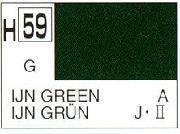 H59 IJN Green Gloss 10 ml