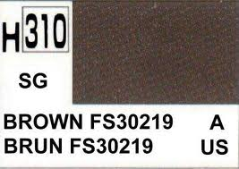 H310 FS30219 Brown Semigloss 10 ml