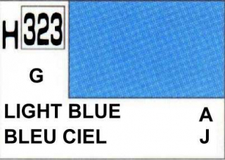 H323 Light Blue Gloss 10 ml
