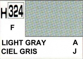 H324 Light Grey Flat 10 ml