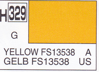 H329 FS13538 Yellow Gloss 10 ml