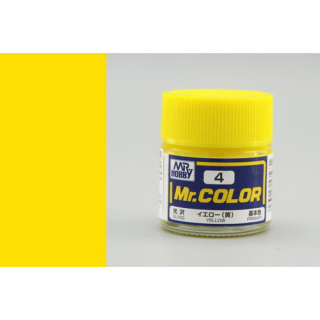 C4 Mr.Color Yellow Gloss 10 ml