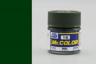 C16 Mr.Color IJA Green Semigloss 10 ml