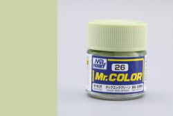 C26 Mr.Color Duck Egg Green 2 Semigloss 10 ml