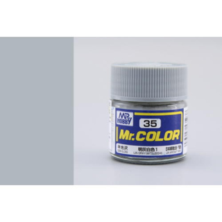 C35 Mr.Color IJN Grey (Mitsubishi) Semigloss 10 ml