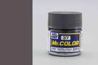 C37 Mr.Color RLM75 Grey Violet Semigloss 10 ml