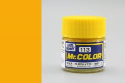 C113 Mr.Color RLM04 Yellow Semigloss 10 ml